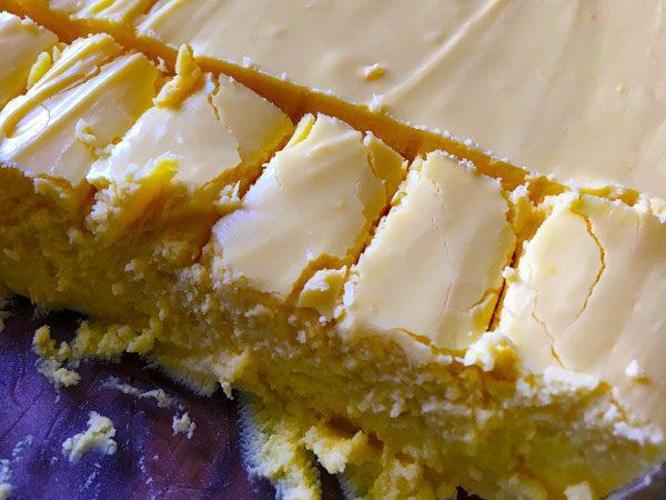 Creamy Lemon Olde Fashioned Fudge