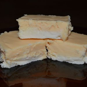 Creamy Orange Cream Sickle Fudge
